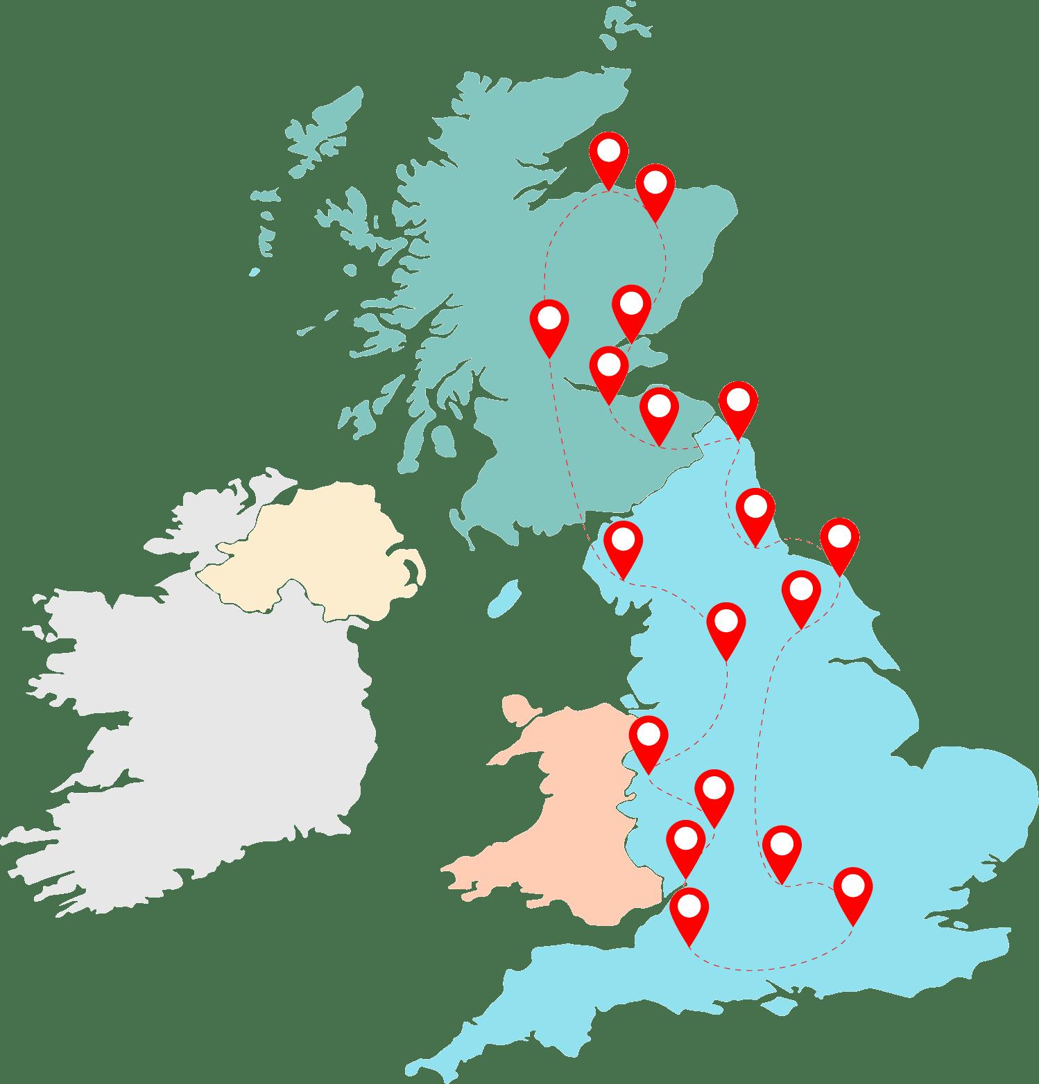 Mapa-Gran-Bretaña