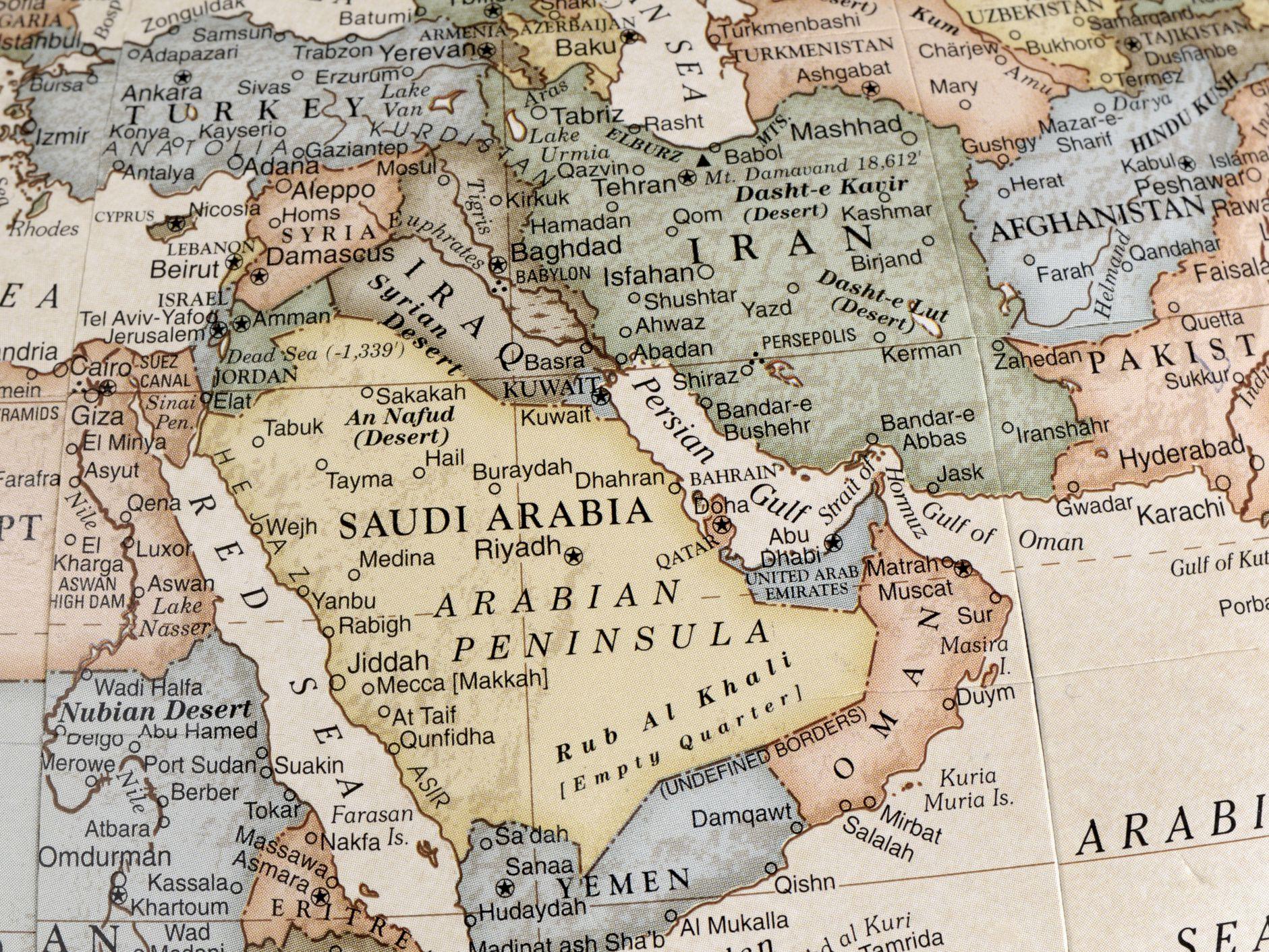 Medio Oriente Profundo